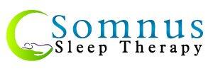 Somnus sleep logo links to Somnus Sleep Therapy sleep specialist clinic NYC website